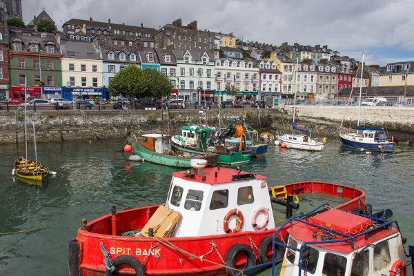 Visiter Cobh : la petite ville colorée au bord de l'eau
