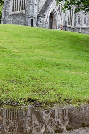 L'église de l'abbaye de Kylemore