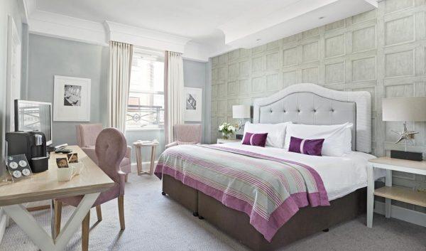 Une chambre de l'hôtel The Grand Brighton