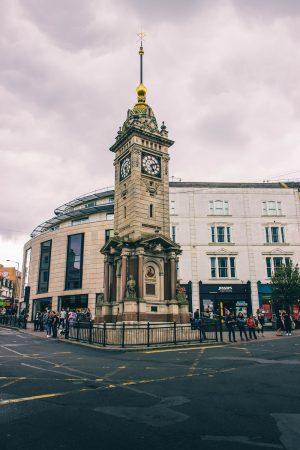 Tour de l'horloge à Brighton