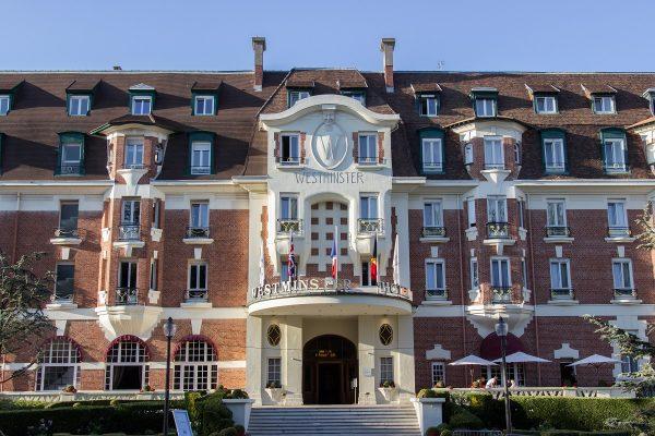 L'hôtel de luxe du Westminster au Touquet