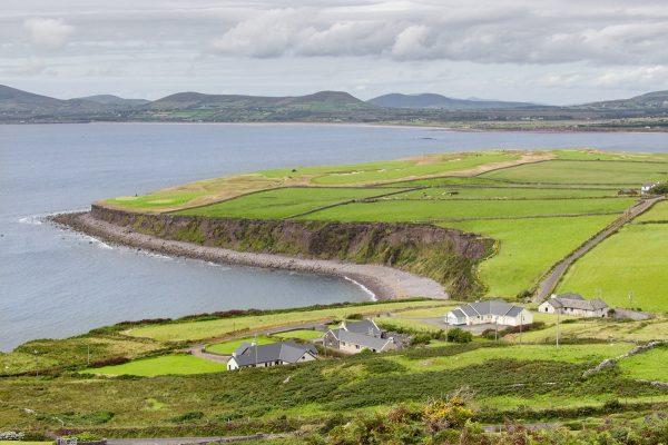 L'un des nombreux panoramas du Ring of Kerry