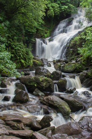 La cascade de Torc dans le Killarney National Park, en bordure du Ring of Kerry