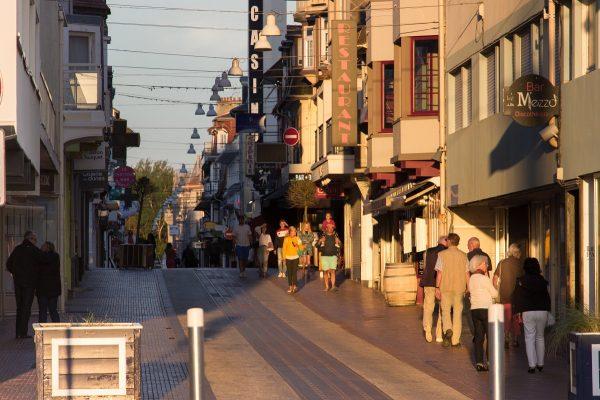 La rue Saint-Jean du Touquet