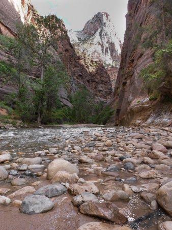 The Narrows : l'une des randonnées à faire à Zion