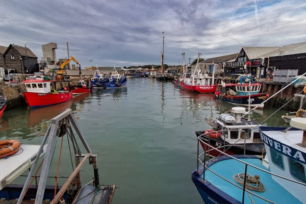 Le port de Whitstable