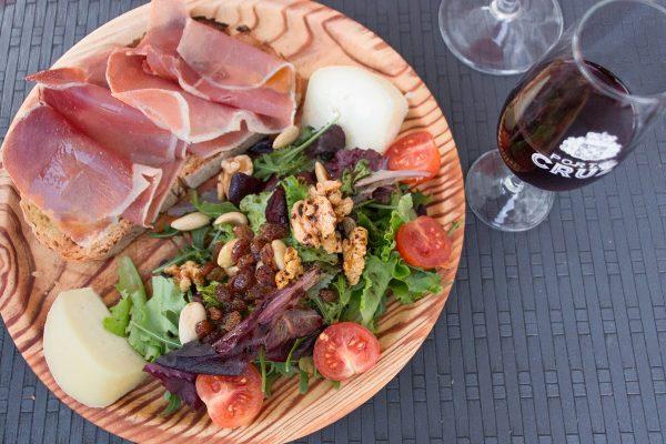 L'apéro en terrasse avec un verre de Porto