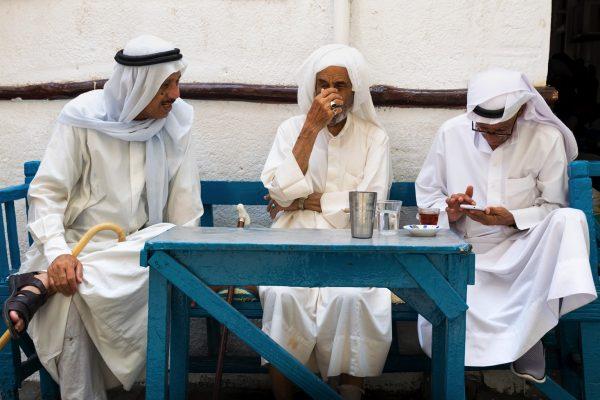 Dans les rues de Manama au Bahreïn
