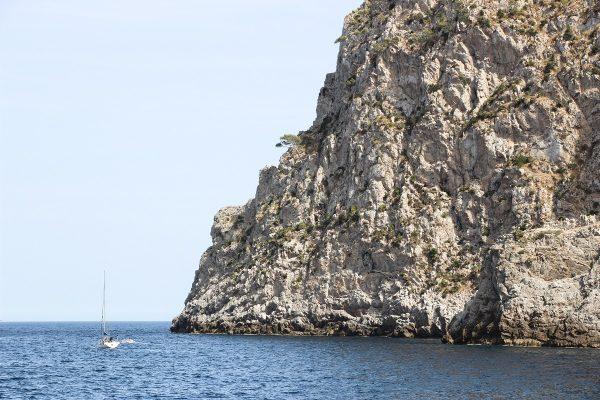 Le cap des Pinar à Majorque