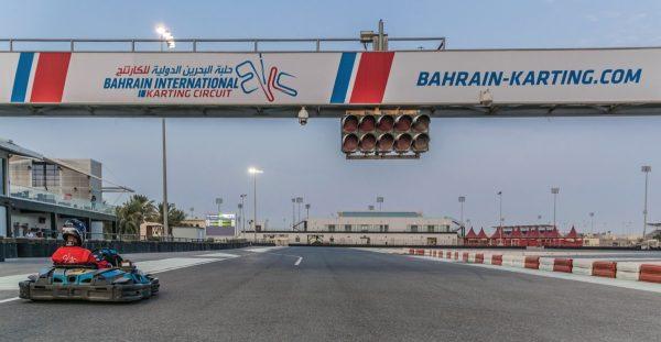 Faire du karting au Bahreïn