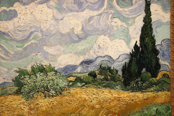 Un tableau de Van Gogh exposé au MET de New-York