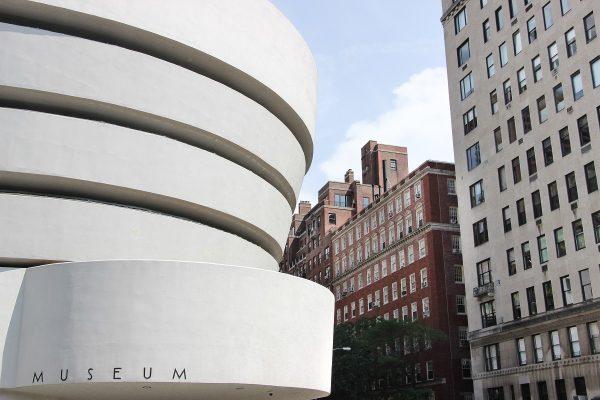 Le musée Guggenheim de New-York et son architecture moderne