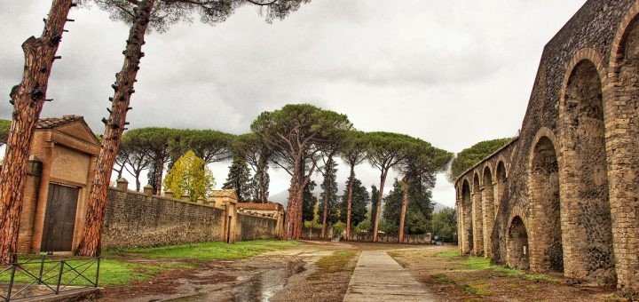 Visiter Pompei : site antique près de Naples