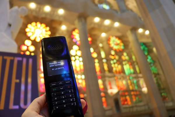 Audio-guide de la Sagrada Familia