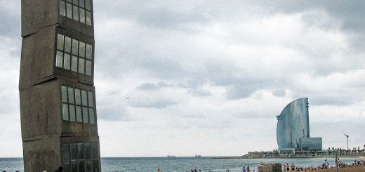 La plage : un alternatif à la visite de Barcelone