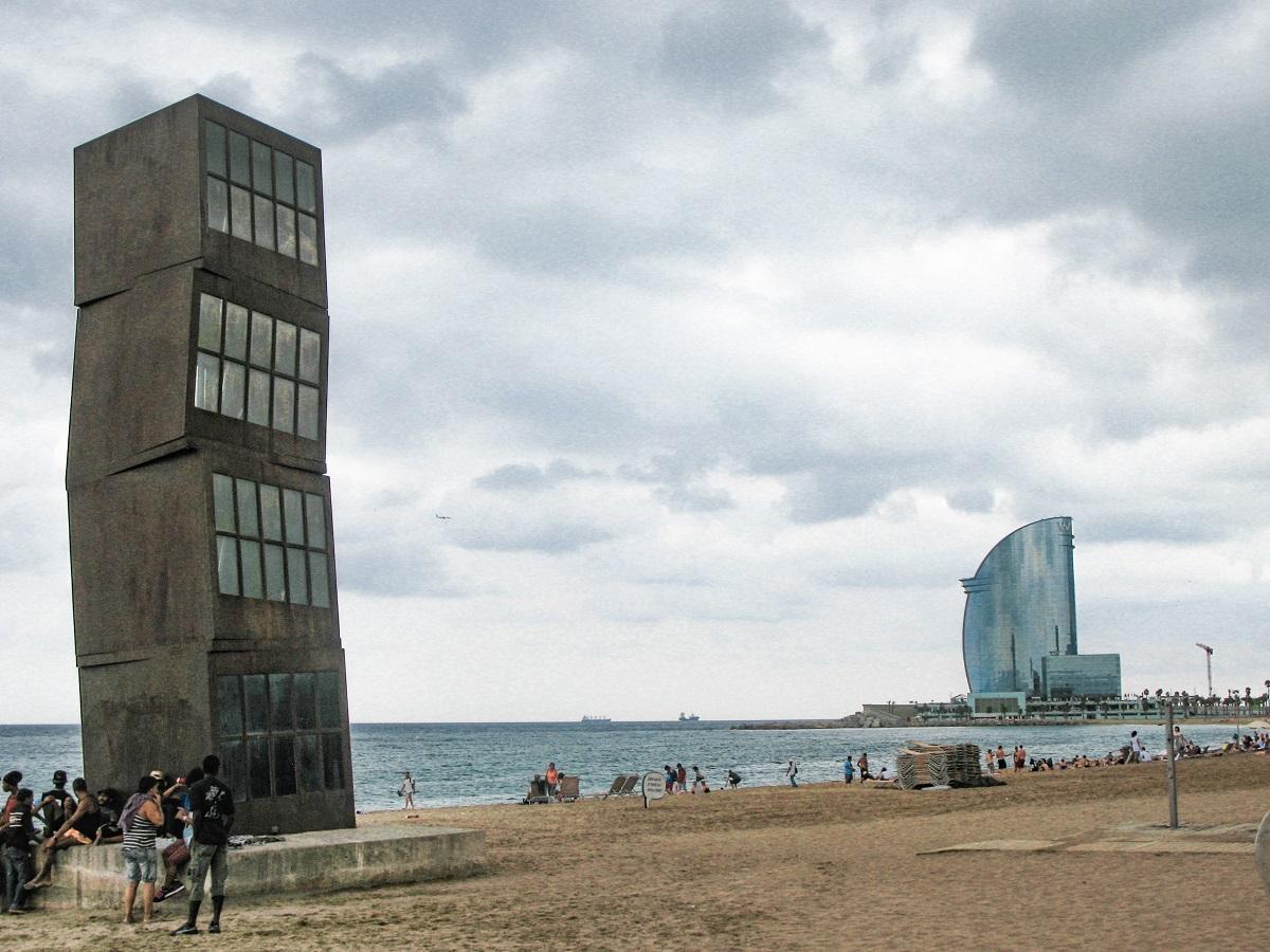 La Plage Un Alternatif A Visite De Barcelone