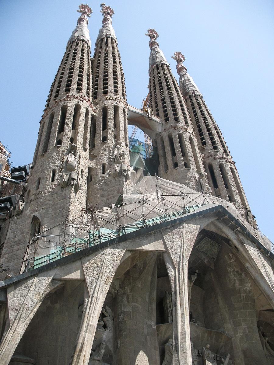 Visiter barcelone mon retour d 39 exp rience sur 4 jours hashtag voyage - Sagrada familia billet coupe file ...