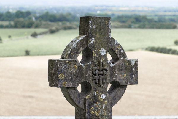 Croix de Saint Patrick au Rock of Cashel