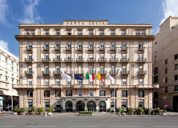 Le Grand Hotel Santa Lucia de Naples