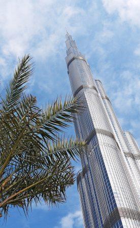 Le Skyscraper High Dubai