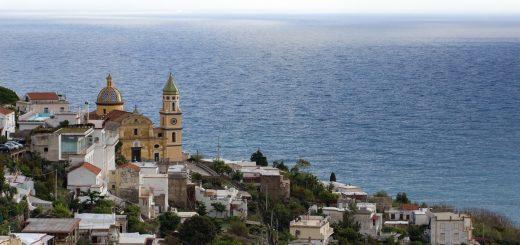 Un village sur la Côte Amalfitaine