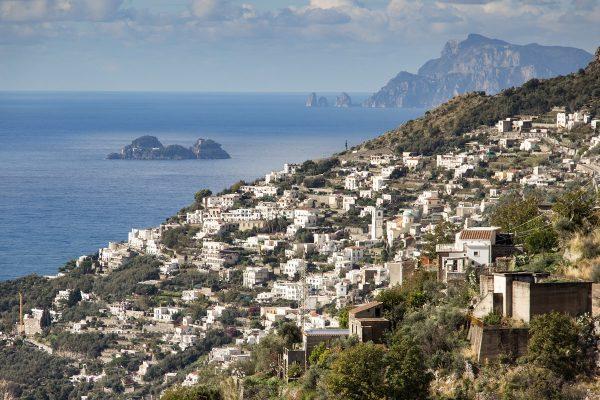 Carnet de voyage sur la Côte Amalfitaine : de beaux paysages !