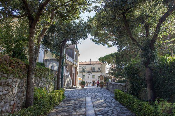 Dans les rues de Ravello