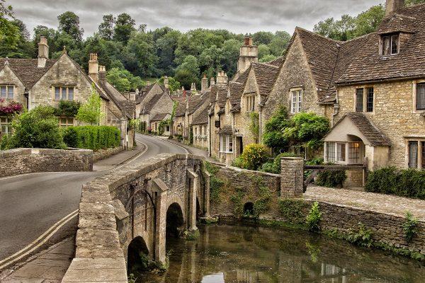 Le village de Castle Combe