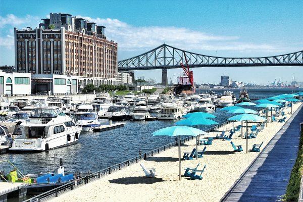 Le Vieux-Port de Montreal