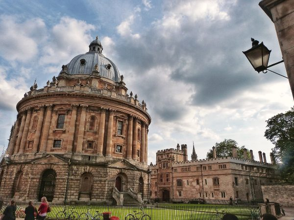 Le Radcliffe Camera d'Oxford