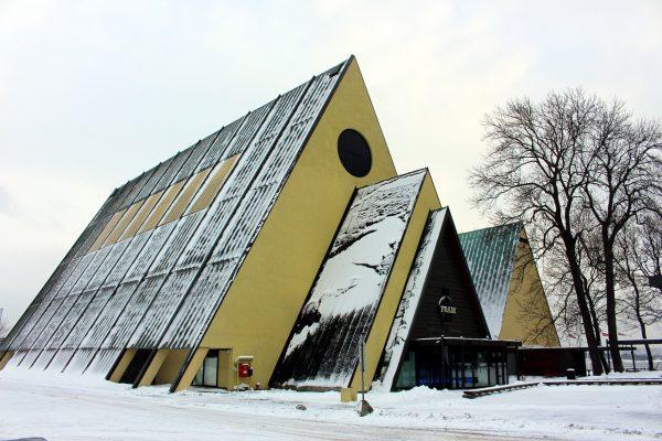 Le musée du Fram d'Oslo