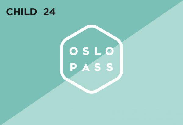 L'Oslo Pass enfant