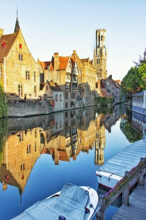 "Le ""Bruges photo point"""