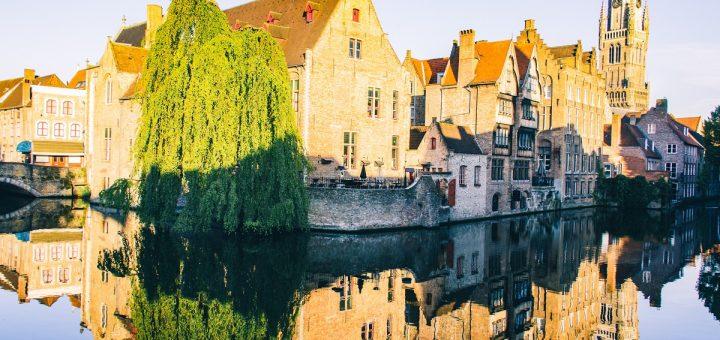 Visiter Bruges et ses spots photo incontournables