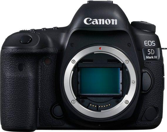 Boîtier du Canon 5D Mark iv