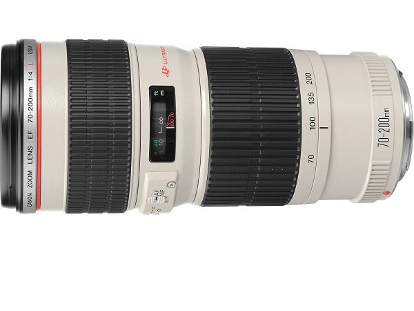 Objectif Canon 70-200
