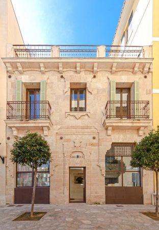 Le logement Can Blau Homes à Palma (source image : Booking.com)