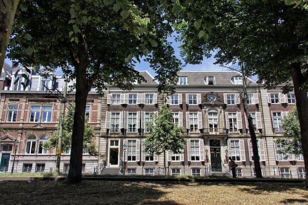 Façades à La Haye