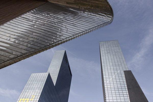Quartier de la gare de Rotterdam