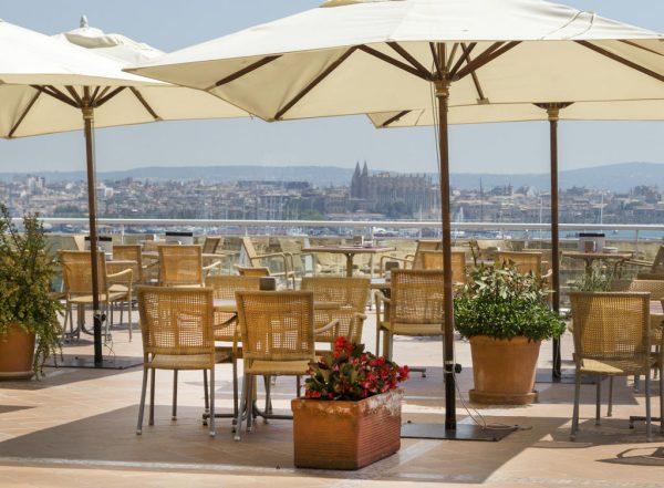 L'Hotel Catalonia Majorica à Palma de Majorque (source image Booking.com)