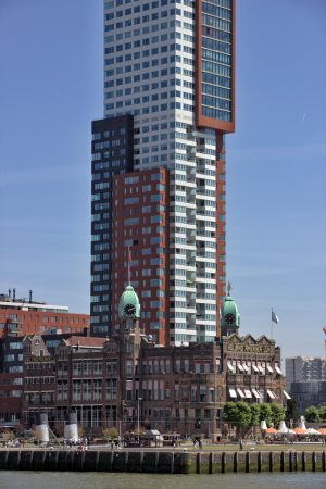 L'hôtel New-York de Rotterdam