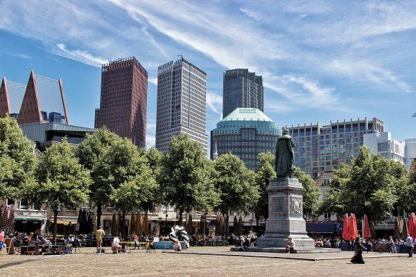 La place Plein de La Haye