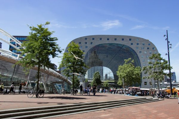 Le Market Hall de Rotterdam
