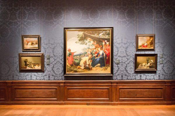Des tableaux du musée Mauritshuis