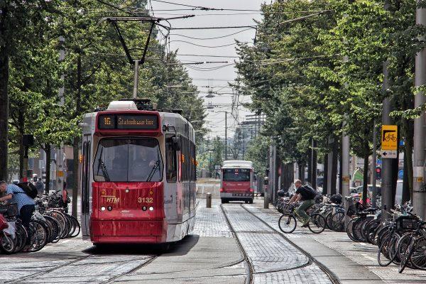 Tramway à La Haye