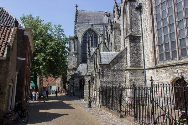 L'église Sint-Janskerk de Gouda