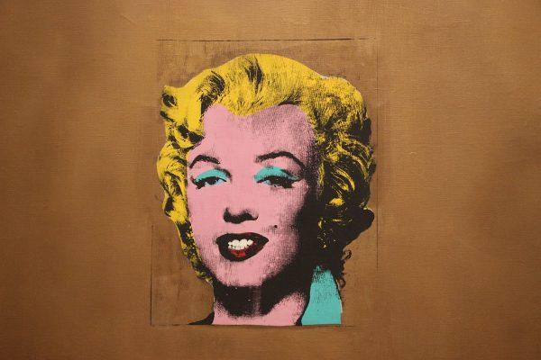 Une Marilyn Monroe de Warhol exposée au MOMA