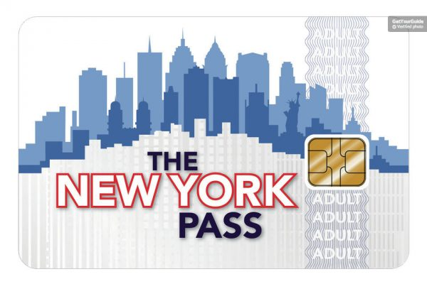 Carte du New-York Pass