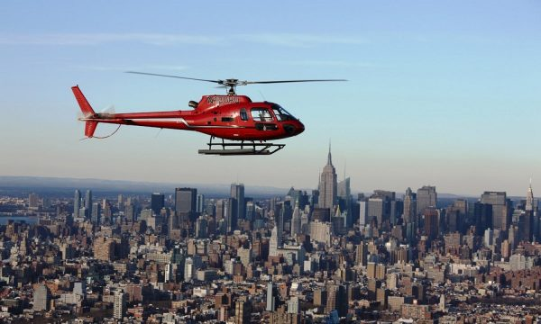 Survol de Manhattan en hélicoptère