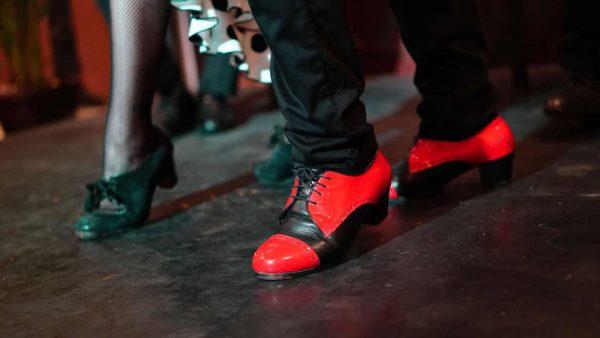 Les pas de danse du flamenco